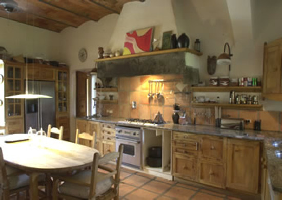 Modern Kitchen Old House tuscan kitchen