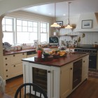 Ivette's Cherry Counter Kitchen