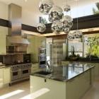 Mid-Century Vibe Kitchen