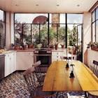 New York Penthouse Kitchen