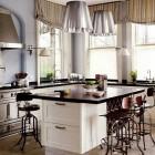 Black-and-White Smallbone Kitchen