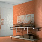 Italian Pattern-Tile Bathrooms