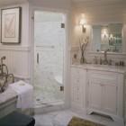 Classic Carrara Bathroom