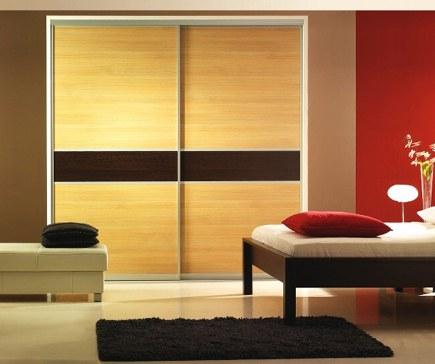 Closet Sliding Doors   Asian Style Aluminum Frame SD 52 Closet Doors    Armadi Closets Via