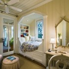 Cozy Bed Alcove