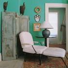 Vintage Carpets, Comfy Chaises