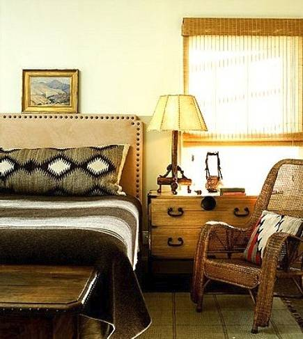How To Choose A Bedroom Rug   Bedroom By Madeline Stuart Via Atticmag