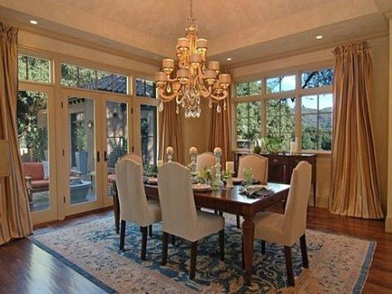 Choosing a Dining Room Rug