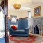 Turkish Rugs in Moorish Baths