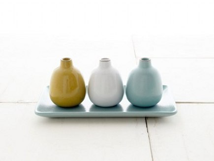 Ocean Pacific ceramics from Heath's Plaza line