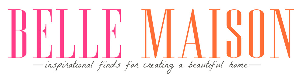 belle maison blog logo - atticmag included in a belle maison post - belle maison via atticmag