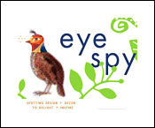 eye spy blog logo - via atticmag