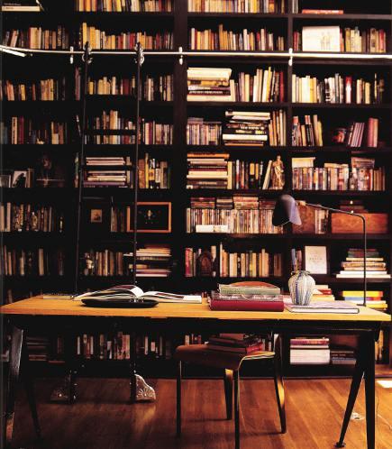 Rolling Library Ladder Vertical Bracket For Rolling Library – Library Bookcase with Ladder