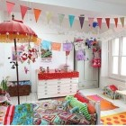 Clever Child's Room Décor