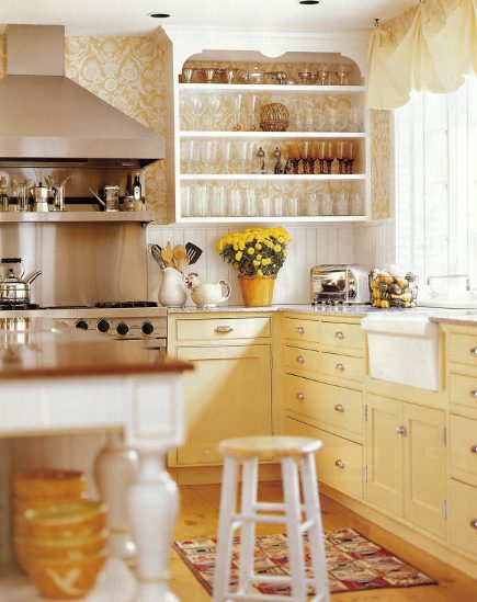 Top Kitchen Cabinets with Yellow Walls 435 x 549 · 48 kB · jpeg
