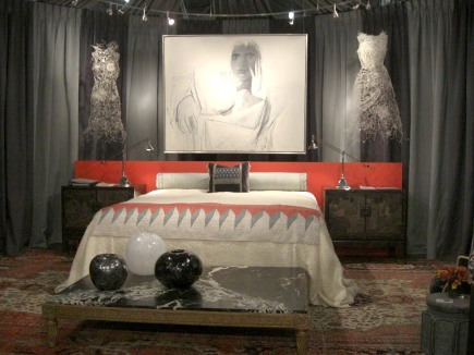 Suzanne Lovell Showcase Bedroom