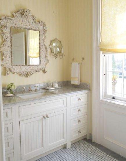 marble bathroom floors gray and white checkboard marble mosaic floor with plain gray border by - Bathroom Floors