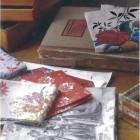 Hand-Printed French Fabrics