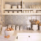 Delft Tile Kitchen Style