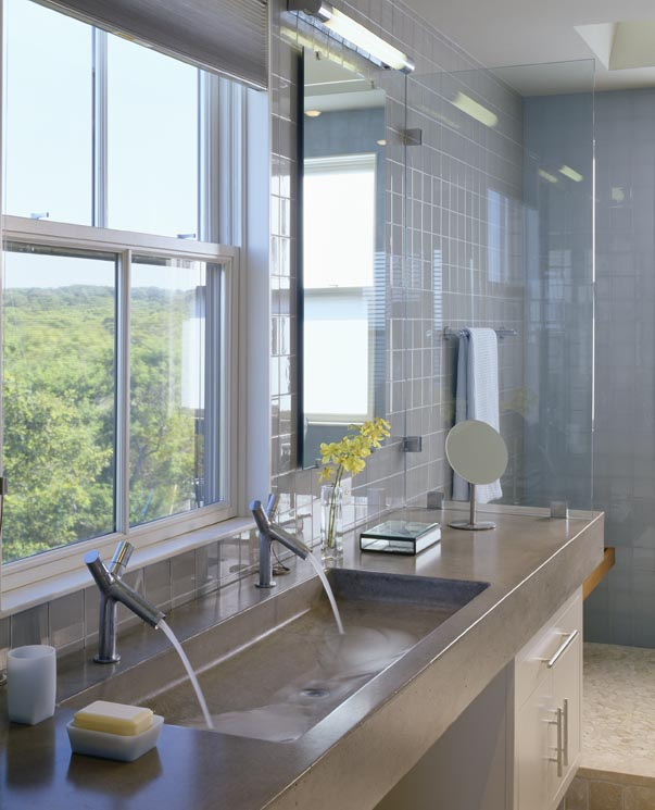 ... One Sink Two Faucets Breathtaking Large Bathroom With 2 Home Decor  Pinterest Interior 9 ...