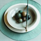 Eco-Friendly Round Place Mats