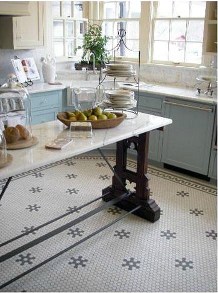 1920 Kitchen Floor Tile Design Ideas
