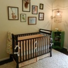 Eclectic Gender-Neutral Nursery