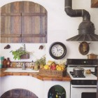West Hollywood Italianate Kitchen