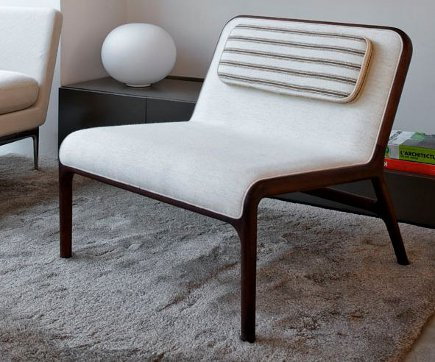 contemporary Hyde chair from Fredrikson Stallard