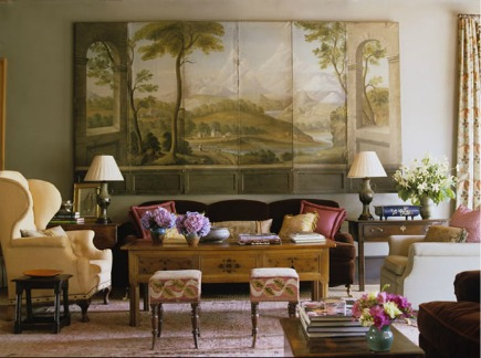 Southern Style Living Rooms Southern Style Decorating