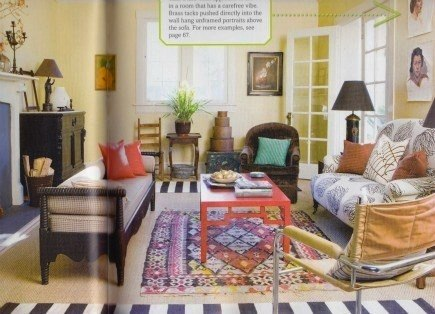 Southern Style Decorating   Atticmag   Kitchens, Bathrooms, Interior