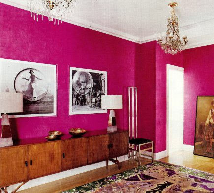 Fuchsia Accent Color