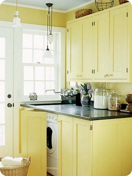 Hidden Laundry Spaces | Atticmag | Kitchens, Bathrooms, Interior ...