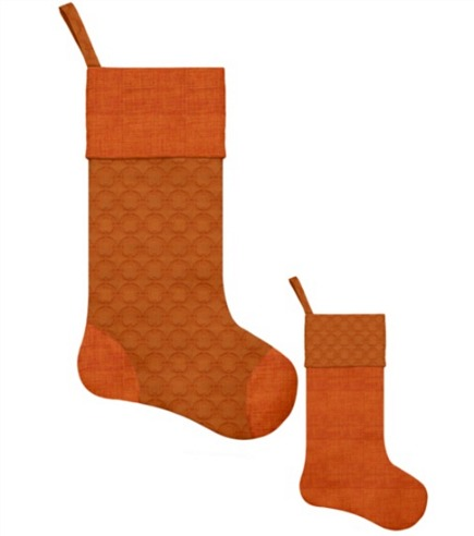design your own Christmas stocking by 1154 LILL Studio