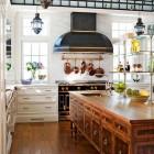Glass Ceiling Kitchen