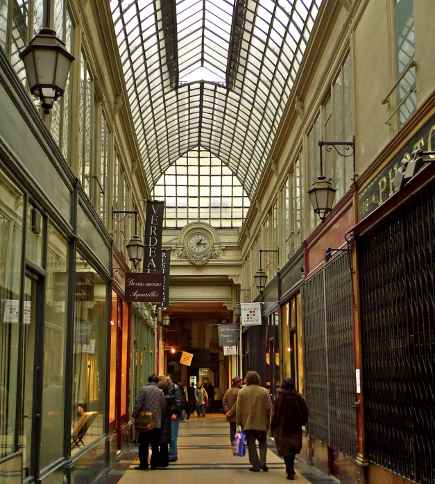 Passage Verdeau, Paris 9e