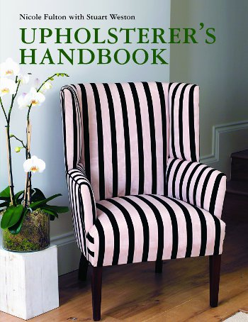Cover of The Upholsterer's Handbook