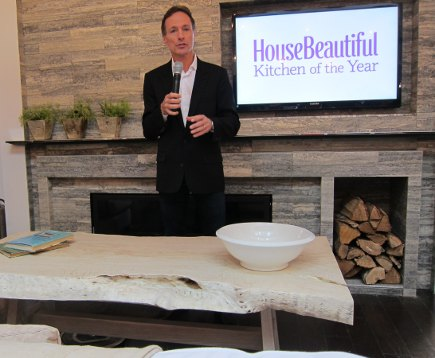 A Nyc Kitchen Of The Year Show House Features Mick De Giulio S Brand Of Exquisite Kitchen Design