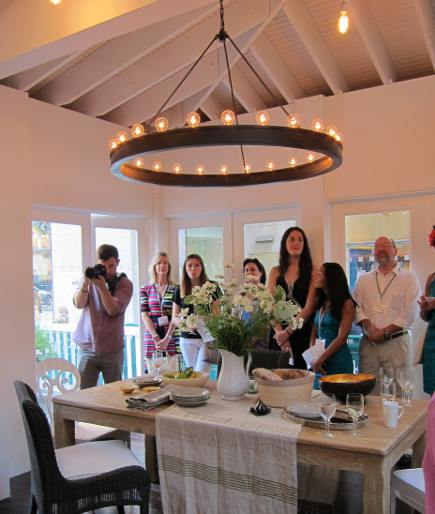 Kitchen Of The Year Dining Table In Mick De Giulio S Kitchen Of The Year For
