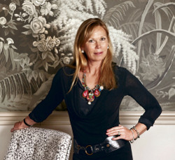 Firmdale hotel owner and designer Kit Kemp