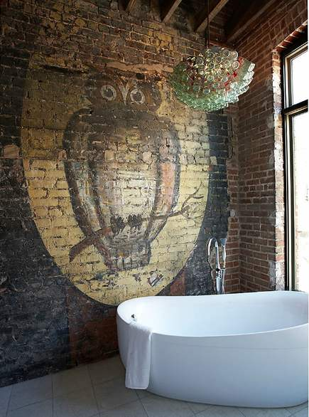 Loft Bathrooms Painting Cool Halloween Home Decor Design Inspiration