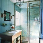 Tranquil Turquoise Bath