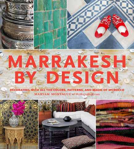 Marrakesh By Design book cover