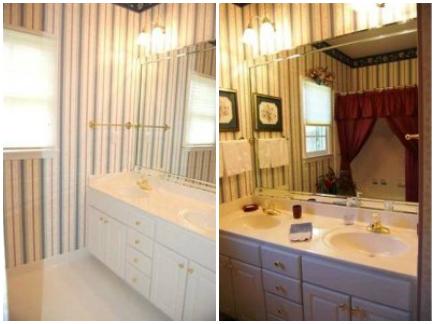 child's bathroom renovation - childrens bathroom remodel before photo
