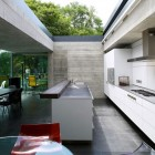 Retractable Skylight Kitchen