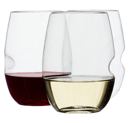Govino Wine Glass Set - Guggenheim Museum via Atticmag