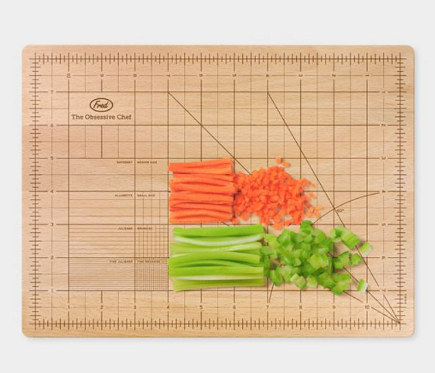 The Obsessive Chef Cutting Board - MOMA via Atticmag