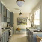 Heavenly Blue Kitchen