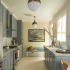 Heavenly Blue Kitchen