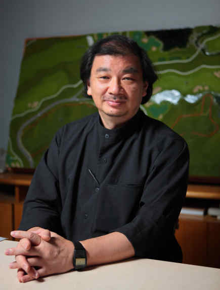 Architect Shigeru Ban - Where Architects Live via Atticmag
